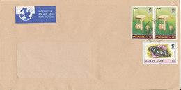 Swaziland Sent Air Mail 8-11-1994 - Swaziland (1968-...)
