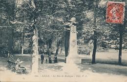 Lille PL 100 Le Bois De Boulogne Plan Réussi TBE - Lille