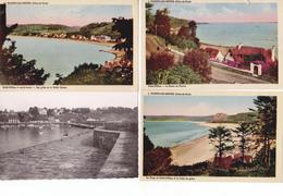 10 Cp Cotes Du Nord  Binic Et 5 De Plestin Les Greves - Postcards