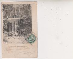 Sp- 88 - SAINT DIE - La Cascade Des Molieres - Timbre - Cachet - - Saint Die