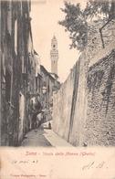 ¤¤  -  ITALIE   -   SIENA   -  Vicolo Della Manna (Ghetto)  -   ¤¤ - Siena