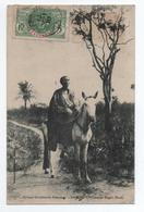DAHOMEY - CAVALIER NAGOT (SAVE) - Dahomey