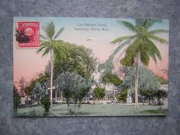 PORTO RICO - SANTURCE - LAS PALMAS HOTEL - Puerto Rico