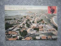 PORTO RICO - SAN JUAN - FROM MAST OF WIRELESS STATION - Puerto Rico