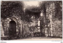 ABBAYE DE LANDEVENNEC - Autel De La Vierge Et Entrée Du Clocher. Carte écrite En 1948. 2 Scans TBE - Landévennec
