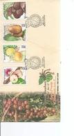 Fruits ( FDC De Malaisie De 1999 à Voir) - Frutas