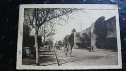 RABAT - Boulevard Galliéni, Les Remparts - Rabat