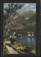AK 0387  Wocheinersee - Hotel St. Johann / K. K. Österreich Um 1910 - Slowenien