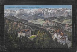 AK 0388  Semmering - Waldhof Und Südbahnhotel Mit Raxalpe / Verlag Frank Um 1918 - Semmering