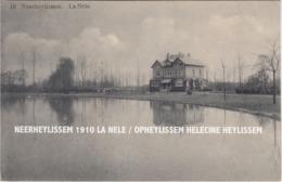 NEERHEYLISSEM 1910 CHATEAU LA NELE / OPHEYLISSEM HELECINE HEYLISSEM - Hélécine