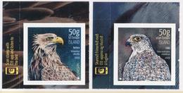 """ICELAND/Island EUROPA 2019 """"National Birds"""" Set Of  2v** - 2019"""