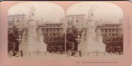 1897 / KILBURN  / 12138  /GENOA / COLOMBUS MONUMENT - Stereoscoop