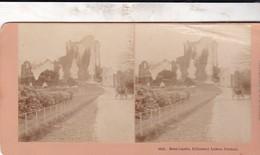 1891 / KILBURN  / IRELAND / KILLARNEY LAKES / ROSS CASTLE - Stereoscoop