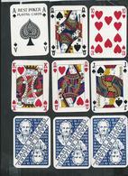 Jeu De Poker De 52 Cartes Marie Brizard Avec Son étui - Speelkaarten