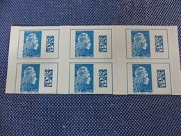 CARNET MARIANNE  L'Engagée Bleu Europe YSEULT  YZ DIGAN  Avec Découpe à Cheval - Usage Courant