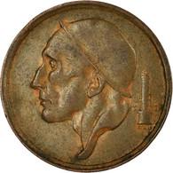 Monnaie, Belgique, 20 Centimes, 1953, TB+, Bronze, KM:146 - 01. 20 Centimes