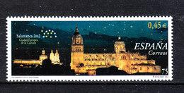 Spagna  Spain  -  2001. Vista Di Salamanca, Citta Della Cultura.View Of Salamanca, City Of Culture. MNH - Geografia