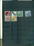 RWANDA TABLE RONDEN9 DE KIGALI  6 VAL NEUFS A PARTIR DE 0.60 EUROS - 1962-69: Nuovi