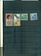 RWANDA TABLE RONDEN9 DE KIGALI  6 VAL NEUFS A PARTIR DE 0.60 EUROS - 1962-69: Neufs
