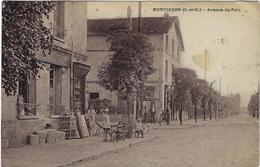 91 Montgeron  Avenue Du Parc - Montgeron