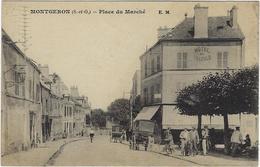 91 Montgeron Place Du Marche - Montgeron