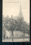 Balk - R C Pastorie En Toren - 1919 Balk 1 Langebalk - Autres