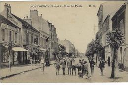 91 Montgeron Rue De Paris - Montgeron