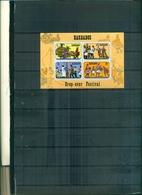 BARBADOS CROP OVER FESTIVAL 1 BF NEUF A PARTIR DE 0.60 EUROS - Barbades (1966-...)