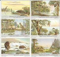 Chromos LIEBIG Série Complète N°: 1296 Paysages Géologiques - Liebig