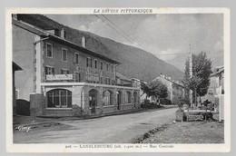 LANSLEBOURG SAVOIE 73 Rue Centrale HOTEL VALLOIRE - Autres Communes