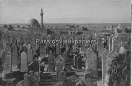 CARTE PHOTO  ALEP 1914/1918 ?  - 4 FRIEDHOF - Syrië
