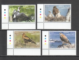 UU859 !!! EXCLUSIVE 2019 COOK ISLANDS FAUNA BIRDS OF PREY $49 US NOMINAL 1SET MNH - Adler & Greifvögel