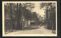 AK Königsberg, Tiergarten, Am Gesellschaftshaus - Ostpreussen