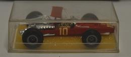 """FERRARI F1 V12 """"ROUEN"""" Jacky Ickx Voiture Miniature Par Champion Dans Sa Boite D'origine - Automobile - F1"""