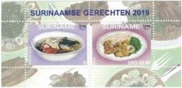 Suriname 2019, UPAEP. Local Food, BF - Ernährung