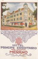 Trentino - Bolzano - Merano - Hotel Principe Ereditario - Bella Grafica - Merano