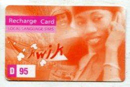TK 16243 GAMBIA - Prepaid - Gambia