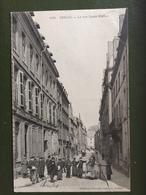 SEDAN- La Rue Saint-Michel - Sedan