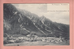 OUDE POSTKAART  ZWITSERLAND - SCHWEIZ -  SUISSE -   VAL BREGAGLIA - VICOSOPRANO - 1900'S - GR Graubünden
