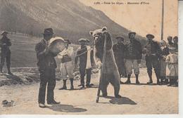 Dans Les Alpes - Montreurs D'Ours  PRIX FIXE - Spectacle