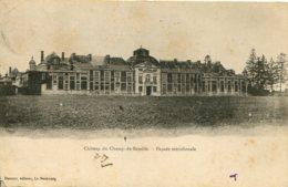 CPA - CHATEAU DU CHAMP-DE-BATAILLE - FACADE MERIDIONALE - France