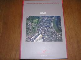 LIEGE Patrimoine Architectural Wallonie Régionalisme Wandre Roucourt Sclessin Bressoux Tilman Grivegnée Glain Angleur - Cultural