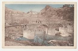 30 Pont D'Hérault, Vieux Pont De L'Arre Et La Gare (4645) - Frankreich
