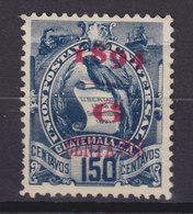 Guatemala 1894 Mi. 52 II    6 C. Auf 150 C. Staatswappen Steindruck Aufdruck Overprinted 1894 / 6 CENTAVOS (12 Mm) MNG - Guatemala