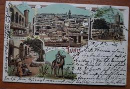 Tunis 1903 Some Bends - Tunisia