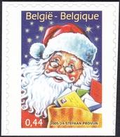 BELGIQUE, 2005, Noël, Nouvel An (COB 3467). - Unused Stamps