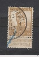 COB 113 Oblitération Centrale MARCHIENNE-AU-PONT 1D - 1912 Pellens