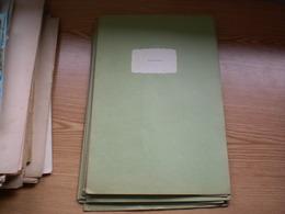 Old Herbarium Solanaceae 1927 - B. Flower Plants & Flowers