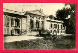 CPA (Réf : Z533) Château De Bellescize, à Chasselay  (69 RHÔNE) - France