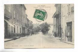 30 - Les Mages - L' Avenue - Route De St-Ambroix - Francia
